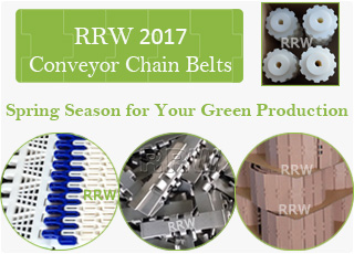 Table Top Chain Conveyor Belt Roller Transmission Sprockets