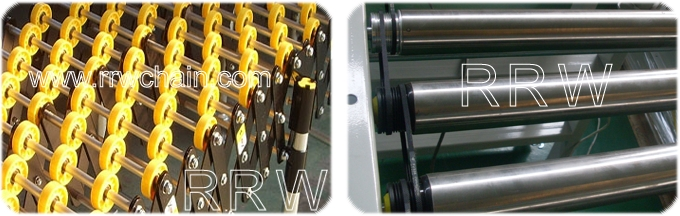 Roller Conveyors Drive Rollers Wheel - RRW Chain